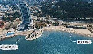 fener plajı samsun