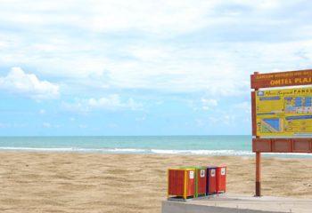 Samsun'da Bulunan Mavi Bayrak Plajlar