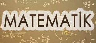 2018-2019 Eğitim/Öğretim Yılı 8. Sınıf Matematik Konuları