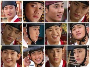 The Moon That Embraces the Sun Kore