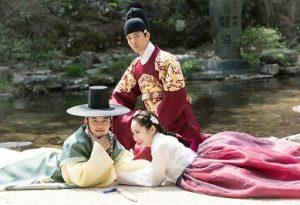 Queen for Seven Days Kore Dizisi oyuncuları