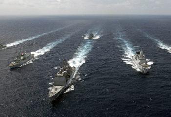 Ülkelerin Toplam Askeri Deniz Gücü