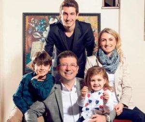 Dilek İmamoğlu aile