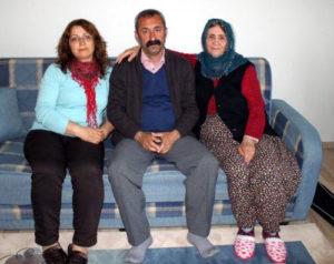 Fatih Mehmet Maçoğlu eşi