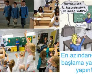 Finlandiya ve Türkiye Eğitim Sistemleri Arasındaki Farklar