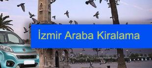 İzmir En İyi Araç Kiralama Şirketleri