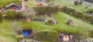 Sivas Hobbit Evleri